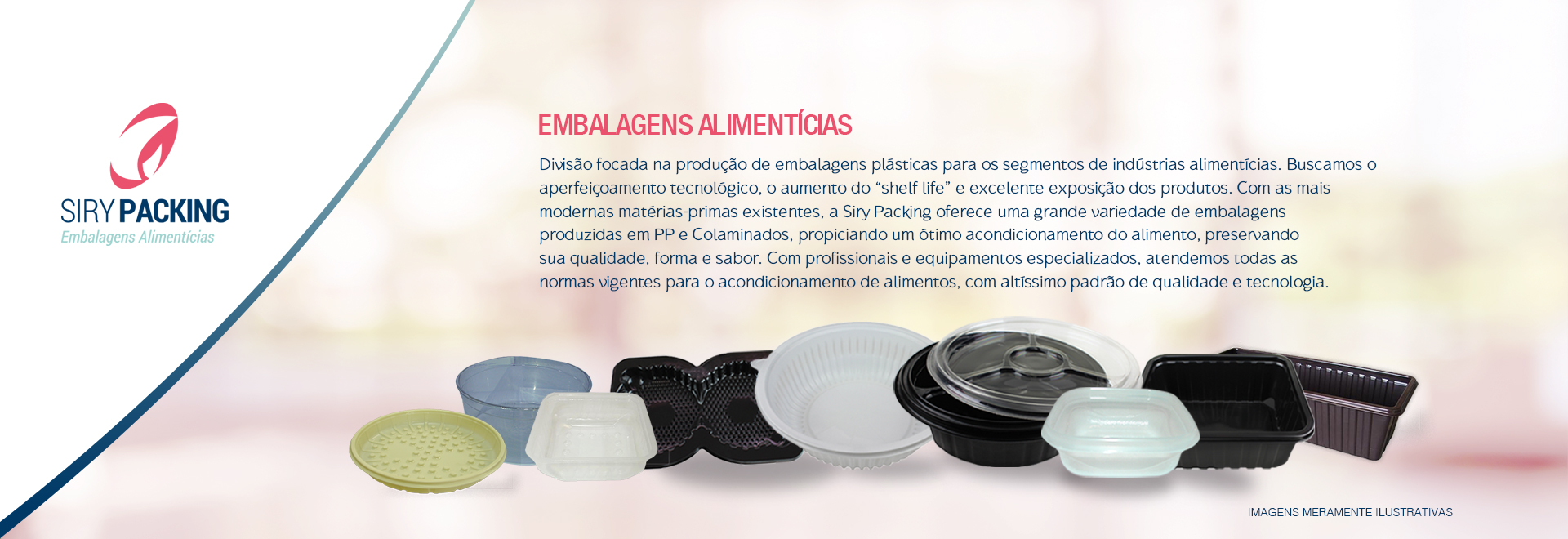 Siry Packing Embalagens Alimentícias
